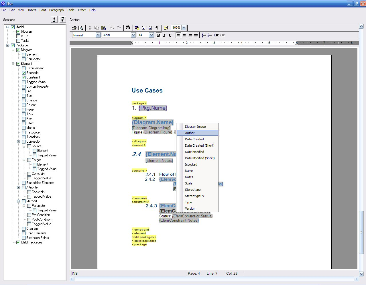 how to create rtf template for xml publisher - fantastic rtf template ensign example resume and
